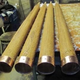 Výrobky zbarevných kovů